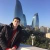 F F, 21, г.Баку